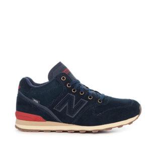 granatowe buty damskie new balance 996