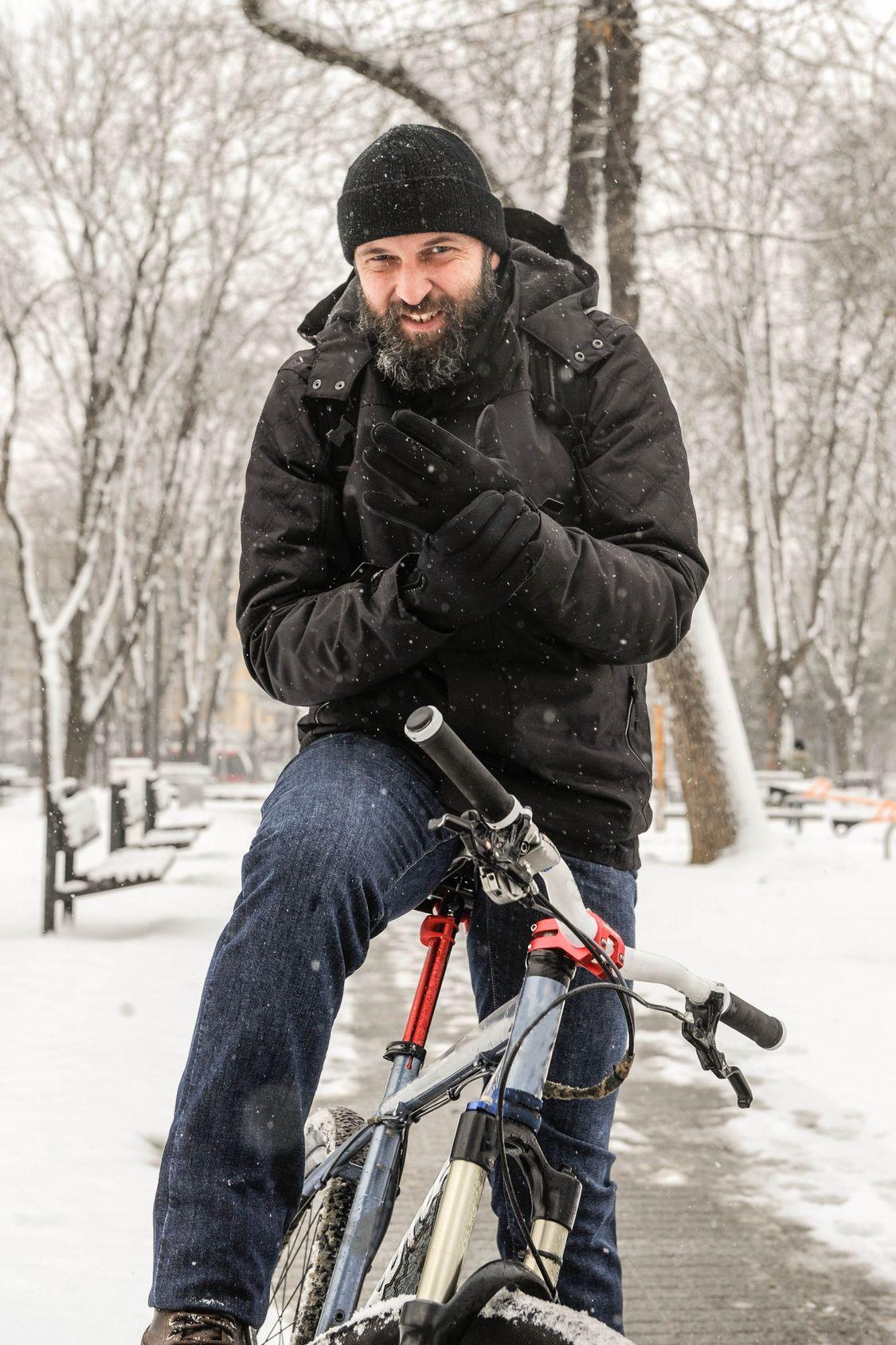 kurtka męska na zimę
