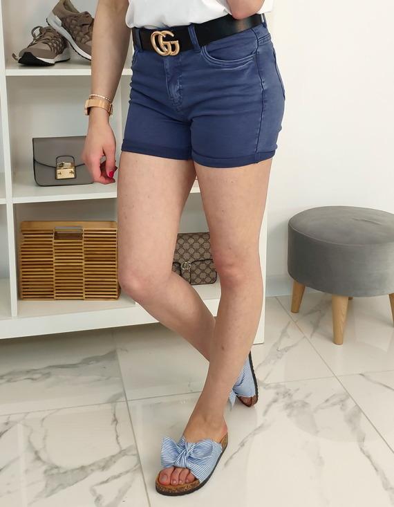 damskie szorty jeansowe