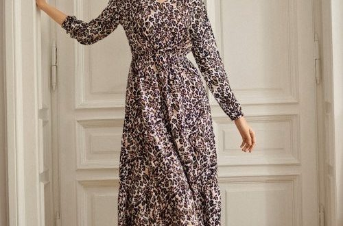 damska sukienka modna