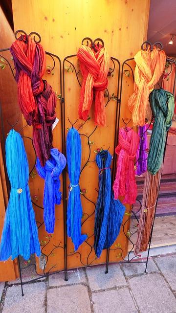 modne apaszki damskie
