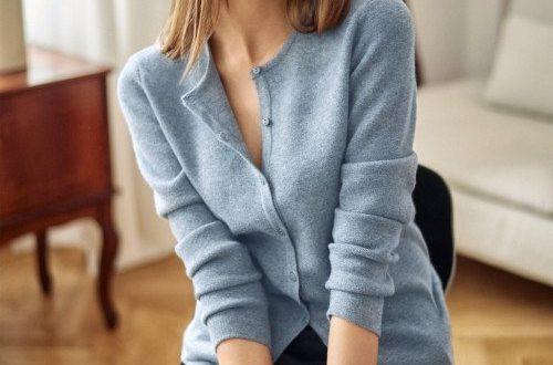 modny sweter damski