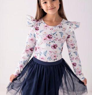 Tiulowe spódniczki dla dziewczynek