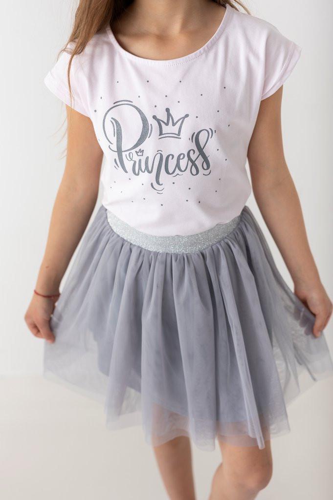 T shirt dla dziewczynki idealny na upalne lato